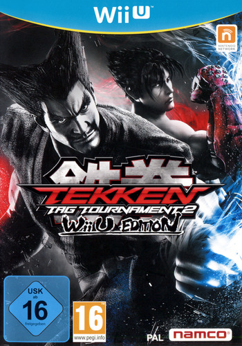 Tekken Tag Tournament 2 WiiU coverM (AKNPAF)