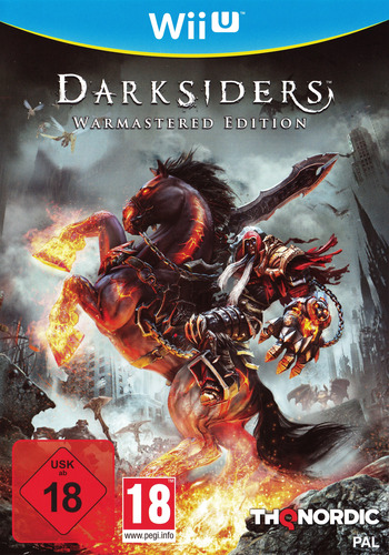 Darksiders - Warmastered Edition WiiU coverM (BEDP6V)