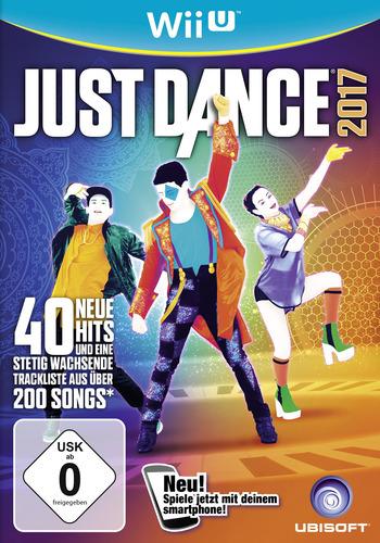 Just Dance 2017 WiiU coverM (BJ7P41)