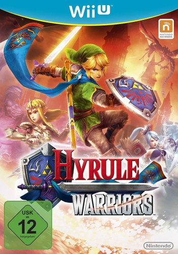 Hyrule Warriors WiiU coverM (BWPP01)