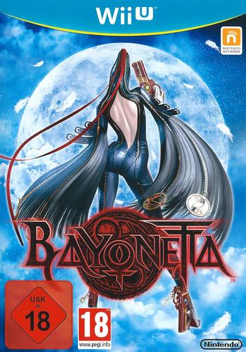 Bayonetta WiiU coverM (AAFD01)