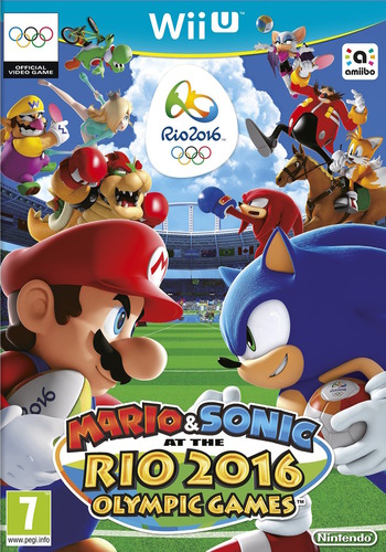 Mario & Sonic at the Rio 2016 Olympic Games WiiU coverM (ABJP01)