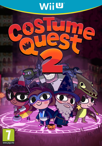 Costume Quest 2 WiiU coverM (ACQP)
