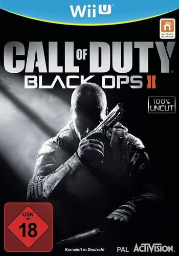 Call of Duty: Black Ops II WiiU coverM (AECD52)