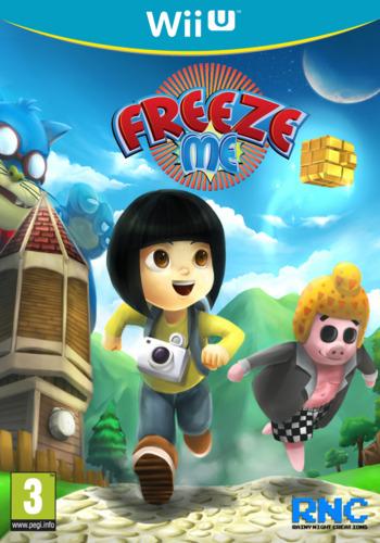 Freeze Me WiiU coverM (AF4P)