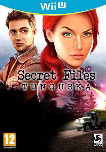 Secret Files: Tunguska WiiU coverM (AFHP)