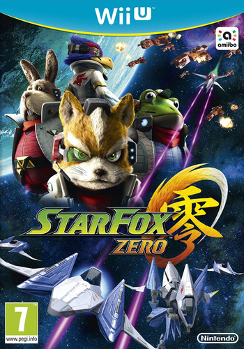 Star Fox Zero WiiU coverM (AFXP01)