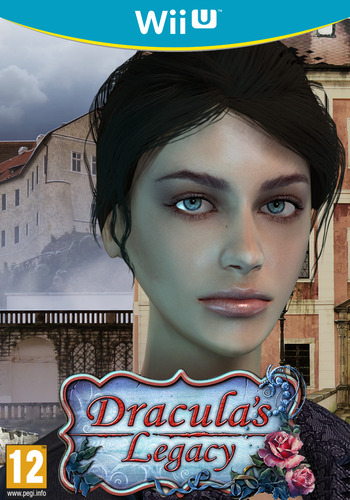 Dracula's Legacy WiiU coverM (AGJP)