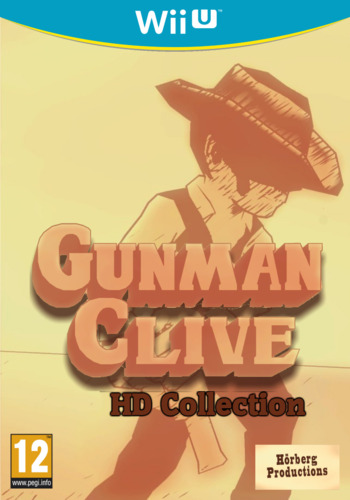 Gunman Clive HD Collection WiiU coverM (AGWP)