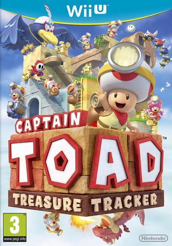 Captain Toad: Treasure Tracker WiiU coverM (AKBP01)