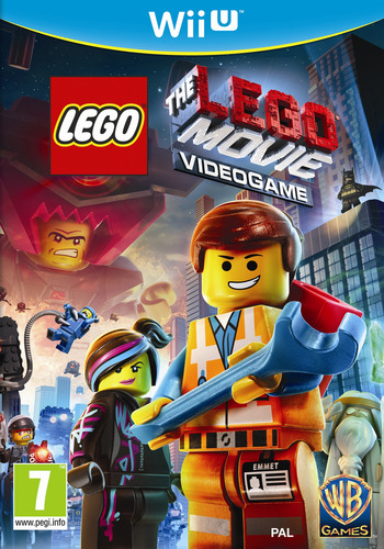The LEGO Movie Videogame WiiU coverM (ALAPWR)