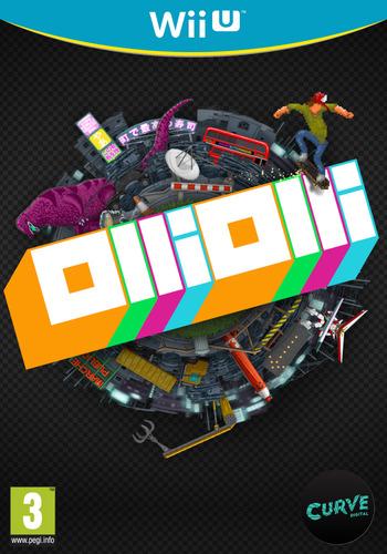 OlliOlli WiiU coverM (ALLP)