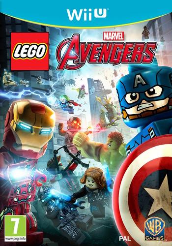 LEGO Marvel's Avengers WiiU coverM (ALRPWR)