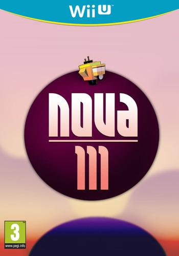Nova-111 WiiU coverM (AN3P)