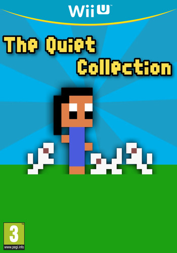 The Quiet Collection WiiU coverM (AQCP)