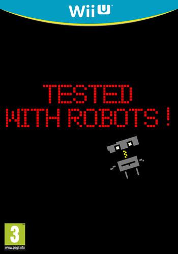 Tested with robots ! WiiU coverM (AR5P)