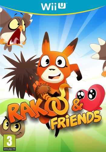 Rakoo & Friends WiiU coverM (ARFP)