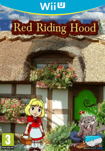 Red Riding Hood WiiU coverM (ARHP)