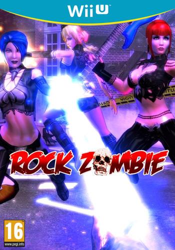 Rock Zombie WiiU coverM (ARZP)