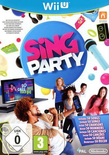 SiNG Party WiiU coverM (ASWP01)