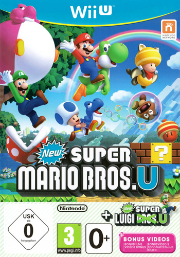 New Super Mario Bros. U + New Super Luigi U WiiU coverM (ATWP01)