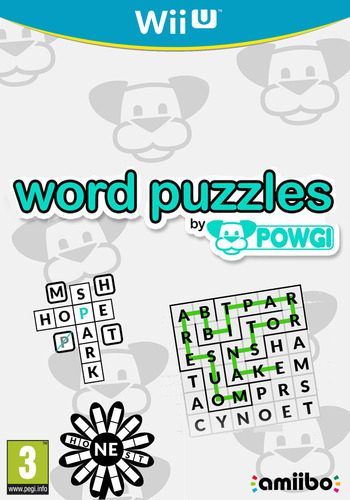 Word Puzzles by POWGI WiiU coverM (AW2P)