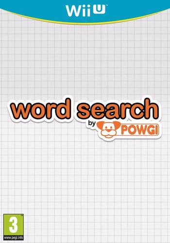 Word Search by POWGI WiiU coverM (AWBP)