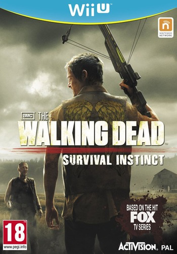 The Walking Dead: Survival Instinct WiiU coverM (AWDP52)