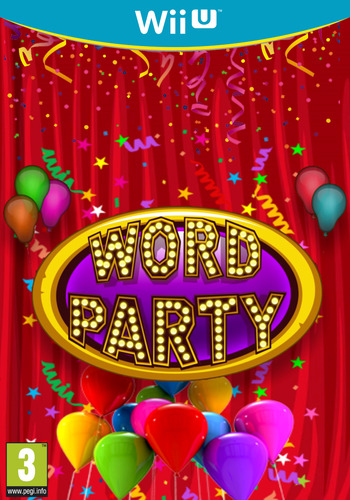 Word Party WiiU coverM (AWPP)
