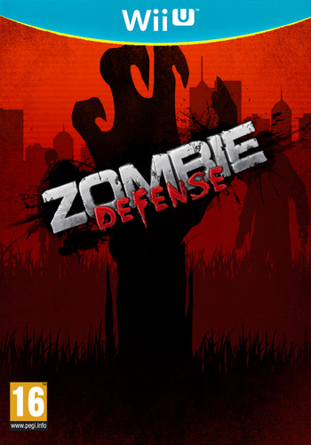 Zombie Defense WiiU coverM (AZDP)
