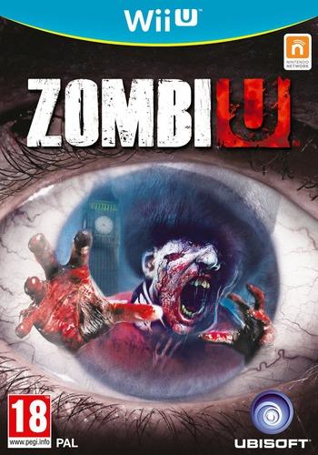 ZombiU WiiU coverM (AZUD41)
