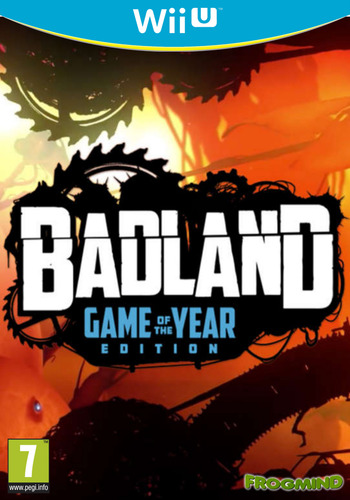 Badland - Game Of The Year Edition WiiU coverM (BADP)