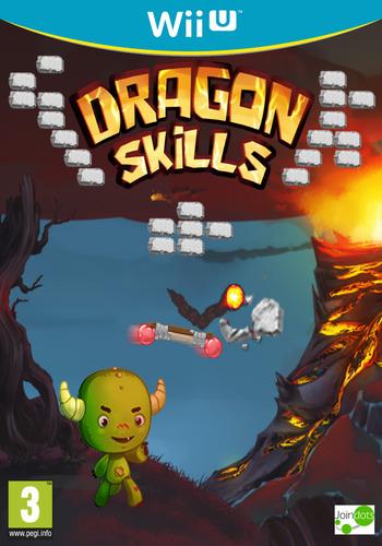 Dragon Skills WiiU coverM (BD5P)