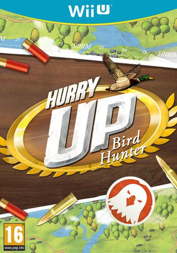 Hurry Up! Bird Hunter WiiU coverM (BHBP)