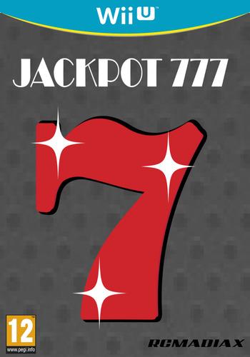 Jackpot 777 WiiU coverM (BMWP)