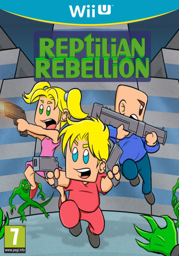 REPTILIAN REBELLION WiiU coverM (BRLP)