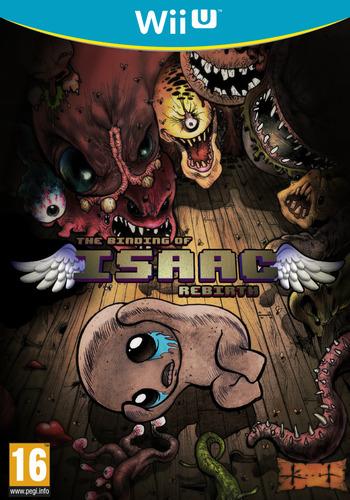 The Binding of Isaac: Rebirth WiiU coverM (BRXP)