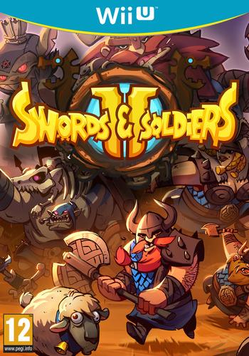 Swords & Soldiers II WiiU coverM (BS2P)
