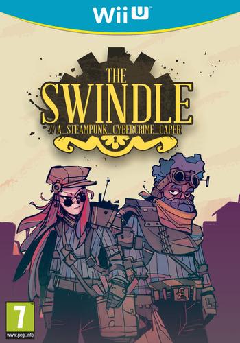 The Swindle WiiU coverM (BS7P)