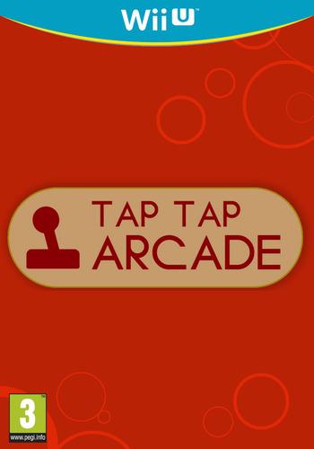 TAP TAP ARCADE WiiU coverM (BTAP)