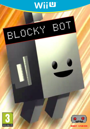 Blocky Bot WiiU coverM (BYBP)