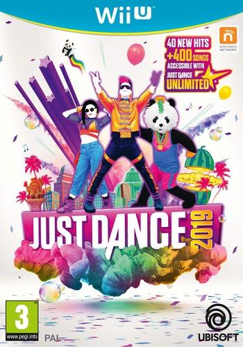 Just Dance 2019 WiiU coverM (HJDP41)