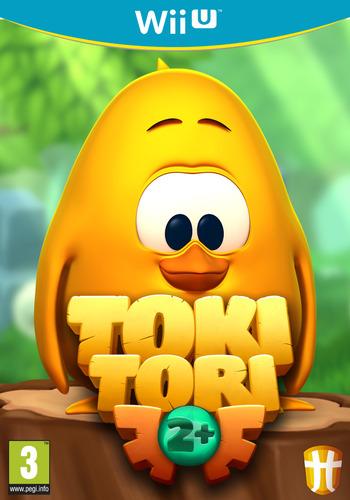 Toki Tori 2+ WiiU coverM (WAAP)