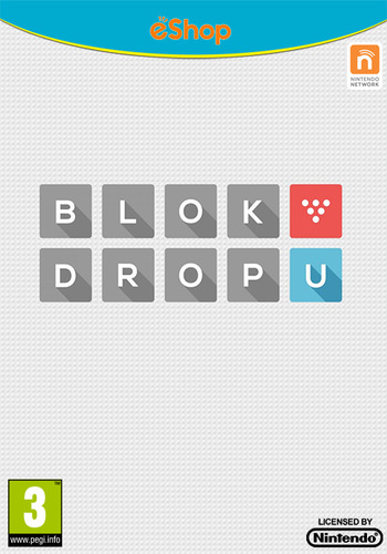 BLOK DROP U WiiU coverM (WBUP)
