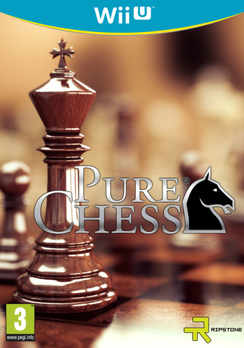 Pure Chess WiiU coverM (WC9P)