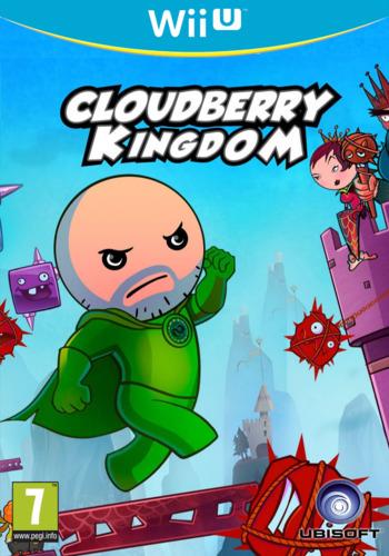 Cloudberry Kingdom WiiU coverM (WCKP)
