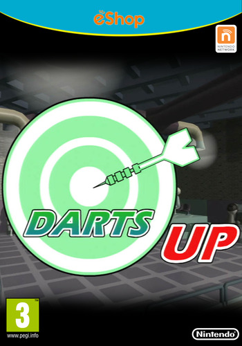 Darts Up WiiU coverM (WDUP)