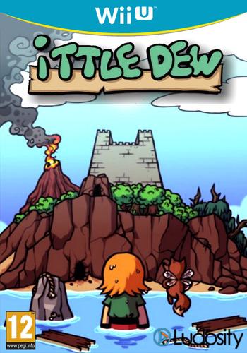 Ittle Dew WiiU coverM (WDWP)