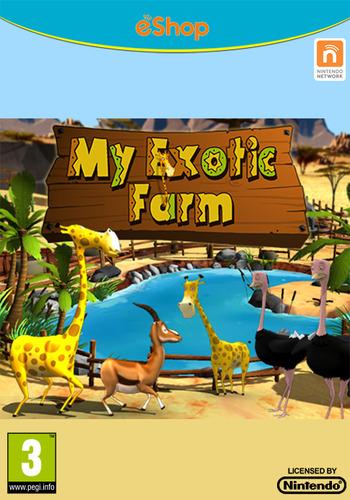 My Exotic Farm WiiU coverM (WEFP)