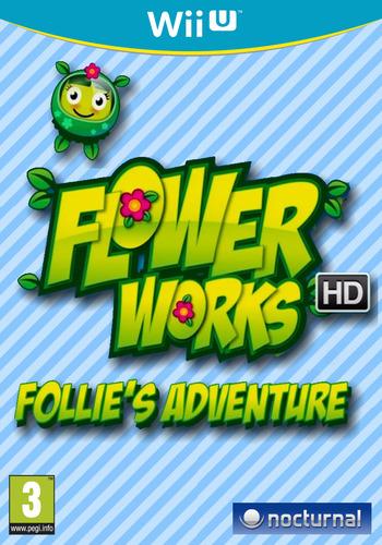 Flowerworks HD: Follie's Adventure WiiU coverM (WFWP)
